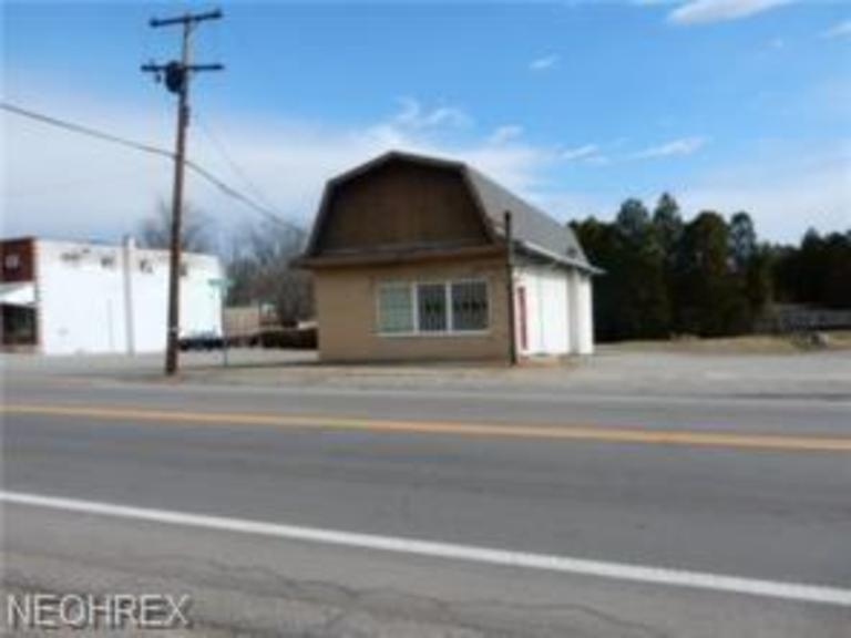 Absolute Commercial Real Estate Auction in Mineral Ridge