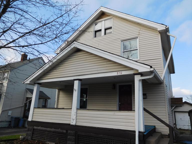 Girard Real Estate Auction